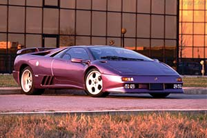 Click here to open the Lamborghini Diablo SE30 gallery