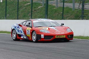 Click here to open the Ferrari 360 Challenge gallery