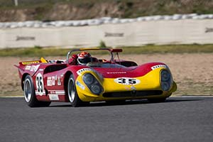 Click here to open the Alfa Romeo 33/3 Spider gallery