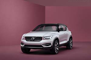 Click here to open the Volvo Concept 40.1 gallery