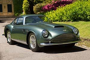 Click here to open the Aston Martin DB4 GT Zagato  gallery