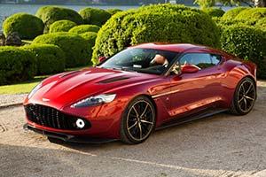 Click here to open the Aston Martin Vanquish Zagato Concept gallery