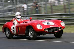 Click here to open the Ferrari 121 LM Scaglietti Spyder gallery