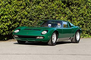 Click here to open the Lamborghini Miura P400 SV gallery