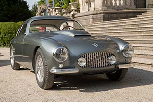 Click here to open the Fiat 8V Zagato Coupe gallery