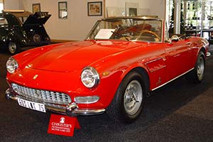 Click here to open the Ferrari 275 GTS gallery