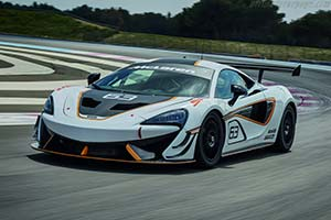 Click here to open the McLaren 570S Sprint gallery