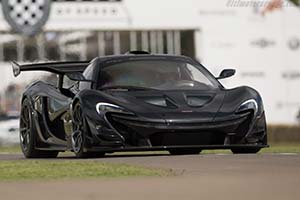 Click here to open the McLaren P1 LM gallery
