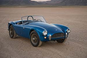 Click here to open the AC Shelby Cobra Mk I 260 gallery