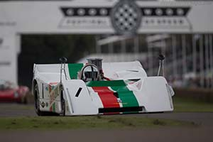 Click here to open the BRM P154 Chevrolet gallery