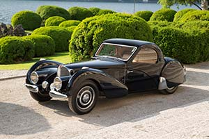 Click here to open the Bugatti Type 57 SC Atalante Coupe  gallery
