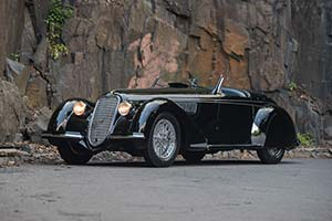 Click here to open the Alfa Romeo 8C 2900B Lungo Touring Spider  gallery
