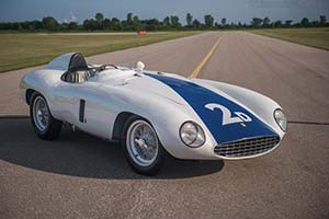 Click here to open the Ferrari 750 Monza gallery