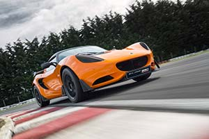 Click here to open the Lotus Elise Race 250 gallery