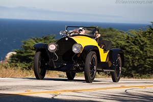 Click here to open the Stutz Series H Bearcat gallery