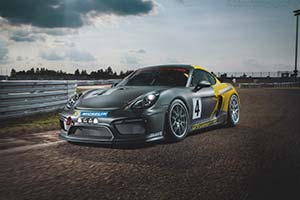 Click here to open the Porsche Cayman GT4 Clubsport MR gallery