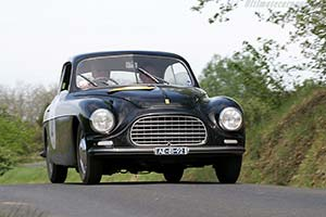Click here to open the Ferrari 166 Inter Touring Coupe gallery