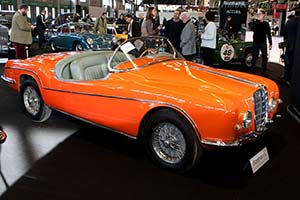 Click here to open the Alfa Romeo 1900C SS Ghia Roadster gallery