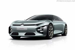 Click here to open the Citroën CXperience Concept gallery