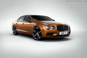 Click here to open the Bentley Continental Flying Spur W12 S gallery