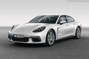 Click here to open the Porsche Panamera 4 E-Hybrid gallery