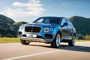 Click here to open the Bentley Bentayga Diesel gallery