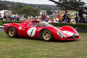 Click here to open the Ferrari 330 P4 gallery