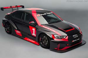 Click here to open the Audi RS 3 LMS gallery