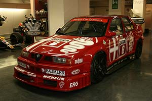 1993 1996 alfa romeo 155 v6 ti dtm images, specifications andclick here to open the alfa romeo 155 v6 ti dtm gallery