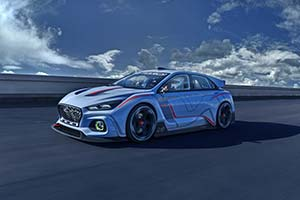 Click here to open the Hyundai RN30 Concept gallery