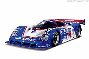Click here to open the Nissan R89C gallery