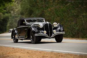 Click here to open the Delahaye 135 Coupe des Alpes Chapron Roadster gallery