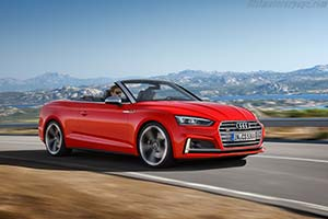 Click here to open the Audi S5 Cabriolet gallery