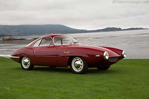 Click here to open the Alfa Romeo Giulietta SS Prototipo gallery