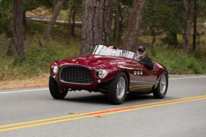 Click here to open the Ferrari 250 MM Vignale Spyder  gallery