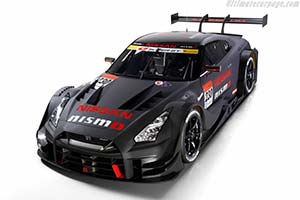 Click here to open the Nissan GT-R Nismo GT500 gallery