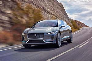 Click here to open the Jaguar I-Pace Concept gallery