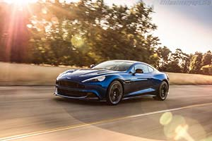 Click here to open the Aston Martin Vanquish S gallery