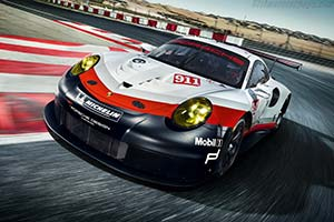 Click here to open the Porsche 911 RSR gallery