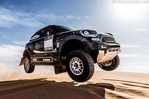 Click here to open the MINI John Cooper Works Rally gallery