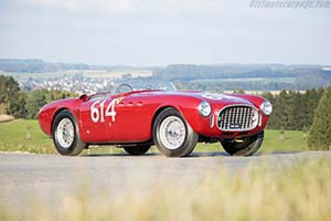 Click here to open the Ferrari 340 America Vignale Spyder gallery