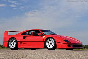 Click here to open the Ferrari F40 gallery