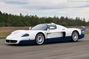 Click here to open the Maserati MC12 Stradale gallery