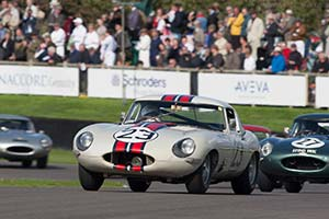 Click here to open the Jaguar E-Type Lightweight Roadster  gallery