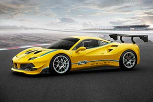 Click here to open the Ferrari 488 Challenge gallery