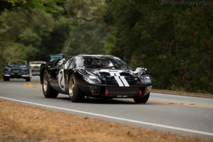 Click here to open the Ford GT40 Mk II gallery