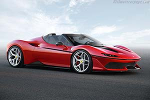 Click here to open the Ferrari J50 gallery