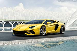 Click here to open the Lamborghini Aventador S gallery