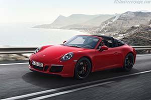 Click here to open the Porsche 911 Targa 4 GTS gallery