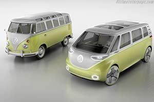 Click here to open the Volkswagen I.D. Buzz Concept gallery